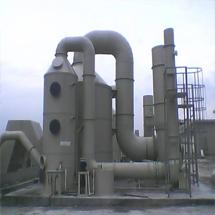 VOCs废气治理市场前景不可限量